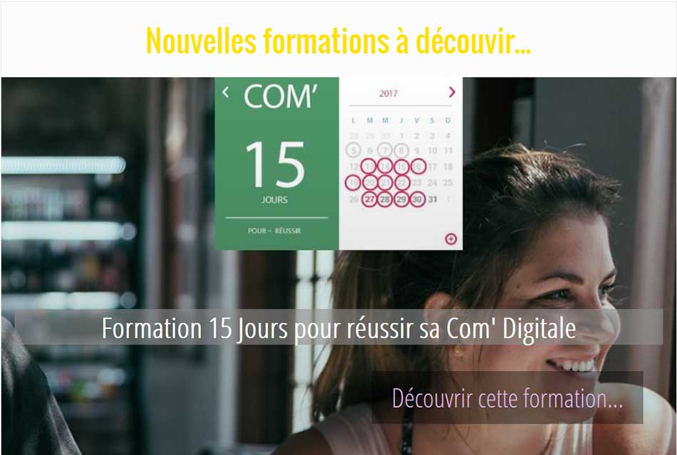 formation 15 jours reussir sa communication digitale