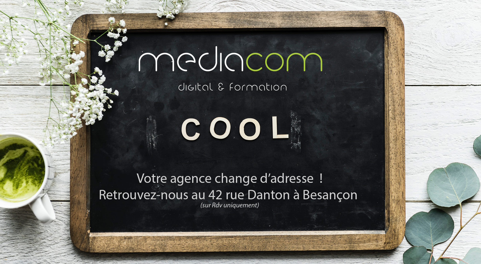 mediacom changement d adresse besancon