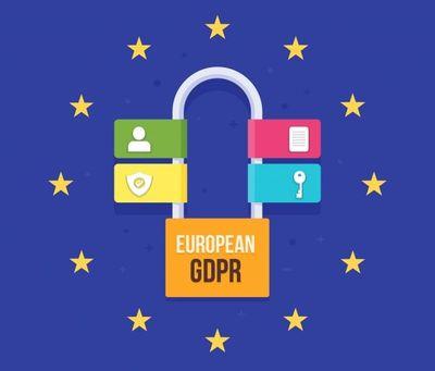 european gdpr drapeau